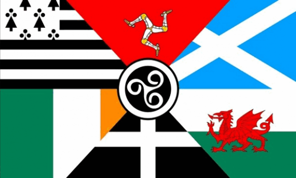 Flag Celtic Nations