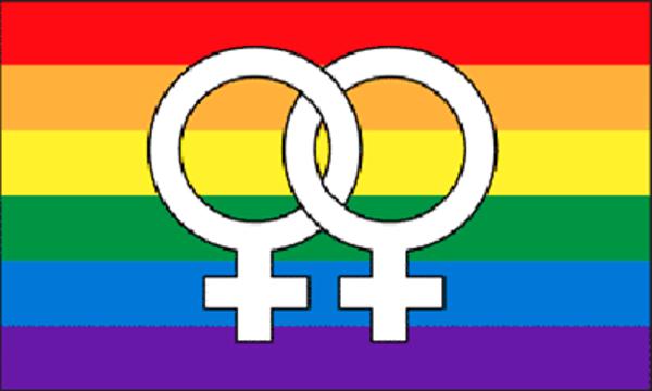 Flag Rainbow Double Venus