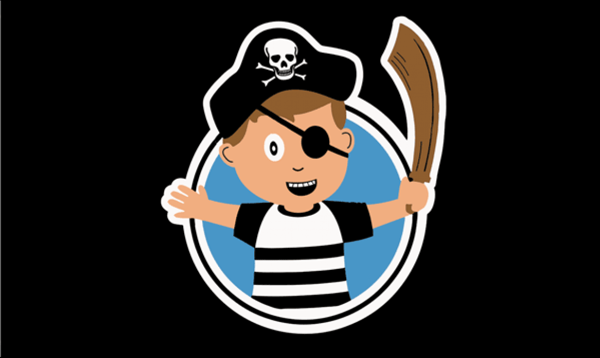 Pirate Child Boy