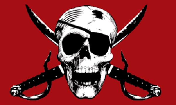 Pirate Crimson