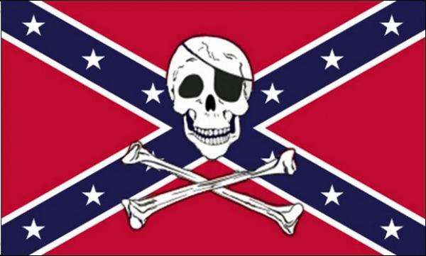 Confederate Pirate