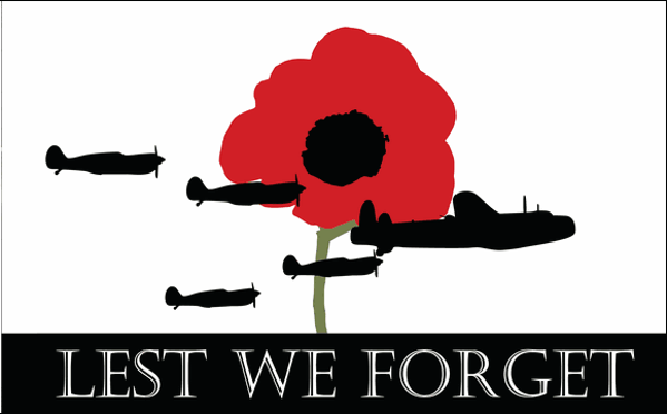 Lest We Forget Airforce