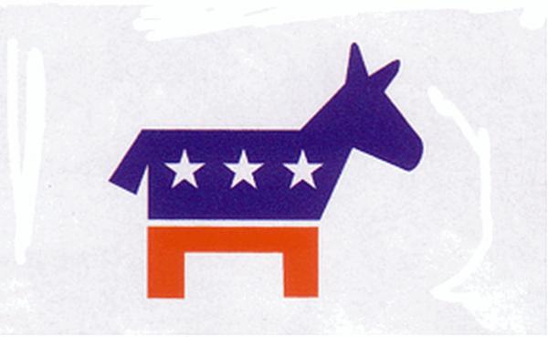 Flag United States Democrat Party