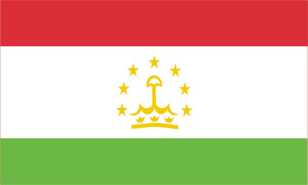 Flag Tajikistan