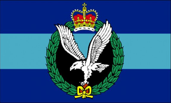 Flag UK British Army Air Corps