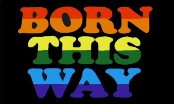 Flag Born This Way
