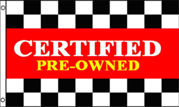 Flag Certified Preowned