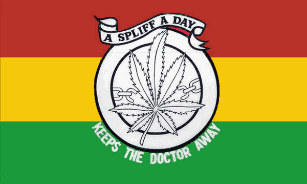 Marijuana Keeps The Doctor Away