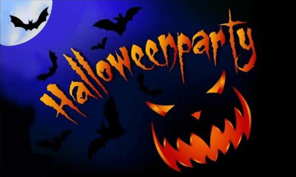 Halloween Party Pumpkin