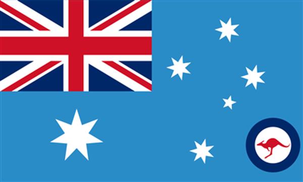Flag Royal Australian Air Force