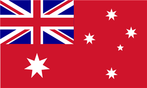 Flag Red Ensign