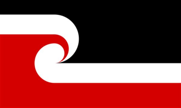 Flag NZ Maori Tino Rangatiratanga