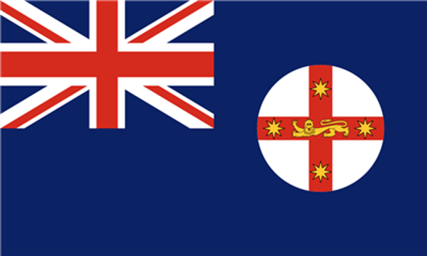 Flag New South Wales