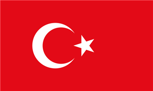 Flag Turkey