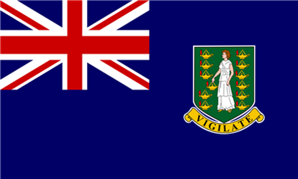 Flag British Virgin Islands