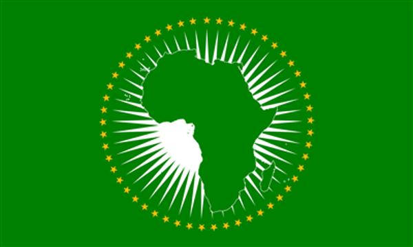 Flag African Union
