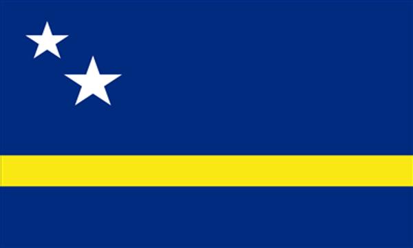 Flag Curacao