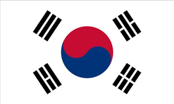 Flag Korea South